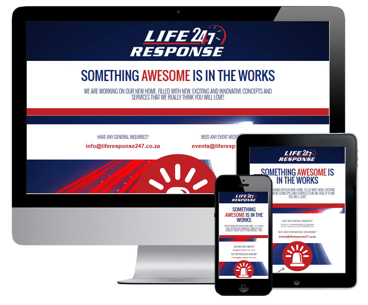 Liferesponse 24/7 Website